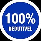 100% Dedutível