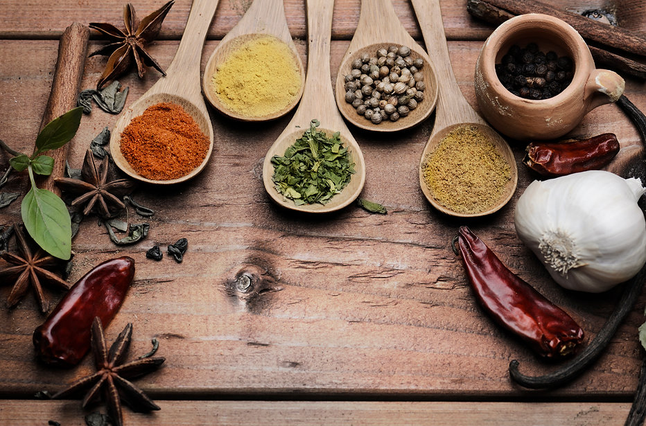 Dried Spices Peak Provisions
