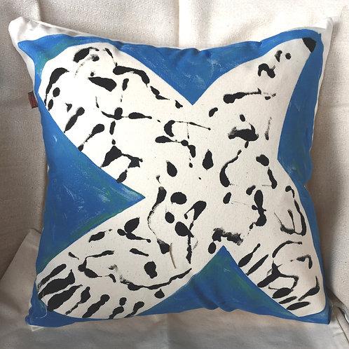 Seagull - Canvas Cushion