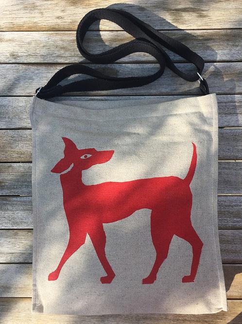 Red Dog - Hemp Bag