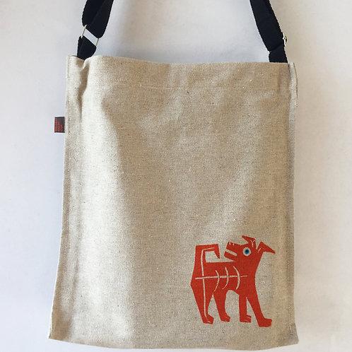 Terrier The Terrible Hemp Bag