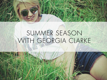 Summer Season with Georgia Clarke