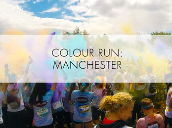 Color Run: Manchester