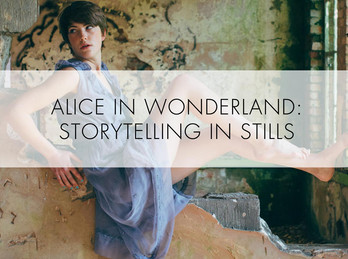 Alice in Wonderland: Storytelling in Stills