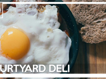 Culinary Cornwall: The Courtyard Deli