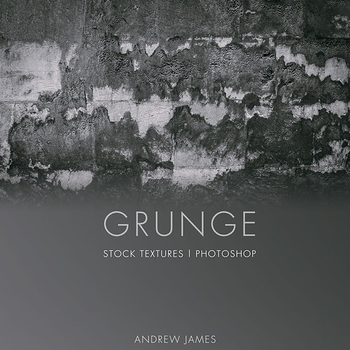 GRUNGE: Stock Textures for Photoshop