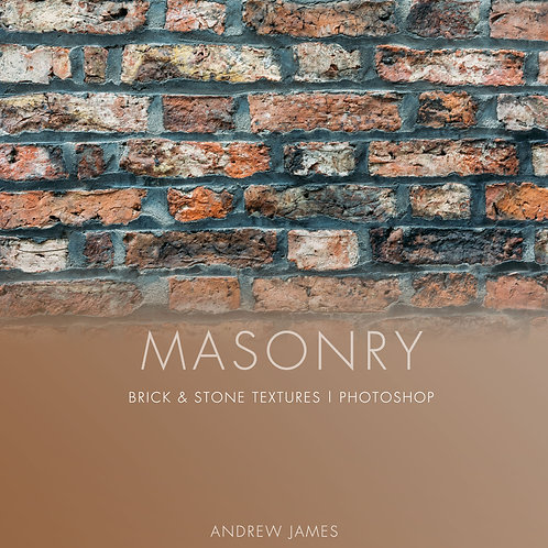 MASONRY - Brick and Stone Stock Texture Photo Pack