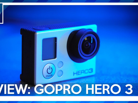 REVIEW: GoPro Hero 3