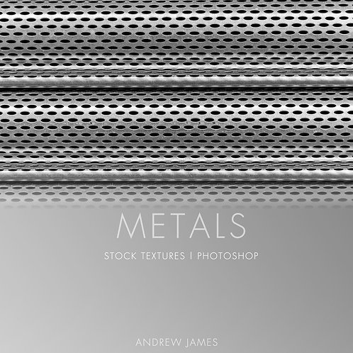 METALS: Stock Textures for Photoshop