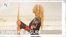Sunshine & Surf - Lucie Rose Donlan