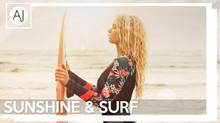 Sunshine & Surf - Lucie Rose Donlan