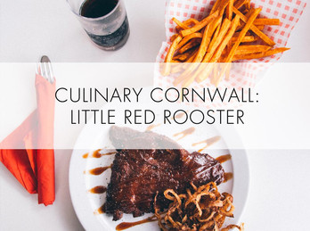 Culinary Cornwall: Little Red Rooster