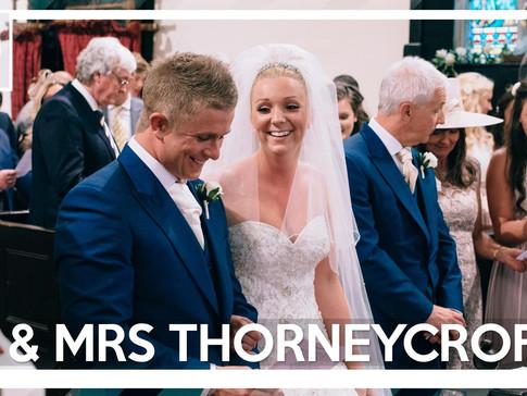 Mr & Mrs Thorneycroft