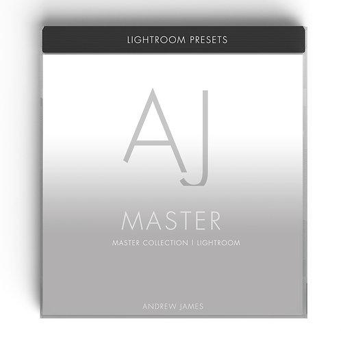 MASTER - All 12 ANDREW JAMES Preset packs for Adobe Lightroom