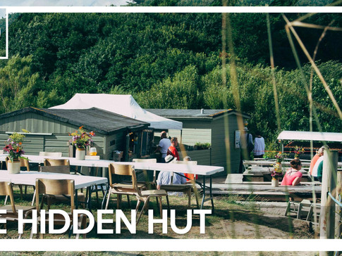 Culinary Cornwall: The Hidden Hut