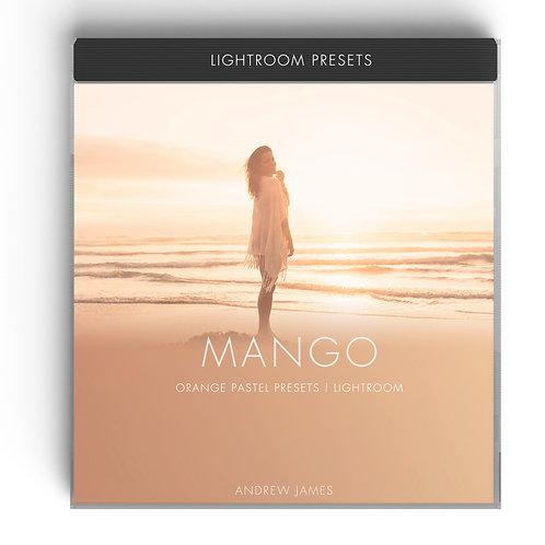 MANGO - Orange Pastel Presets for Adobe Lightroom