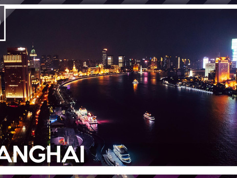 On Top of the World: Shanghai
