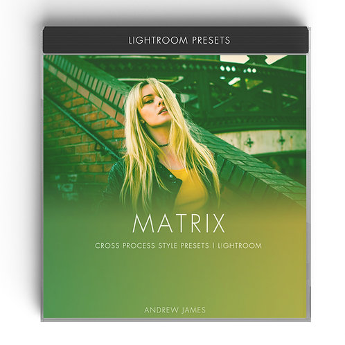 MATRIX - Cross Processed Style Presets for Adobe Lightroom