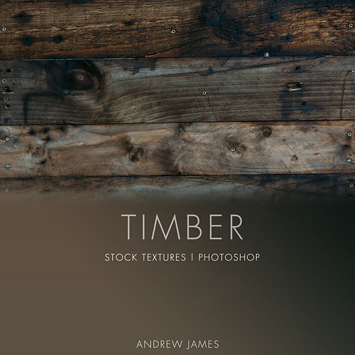 TIMBER - 50x Wood stock textures for Adobe Photoshop