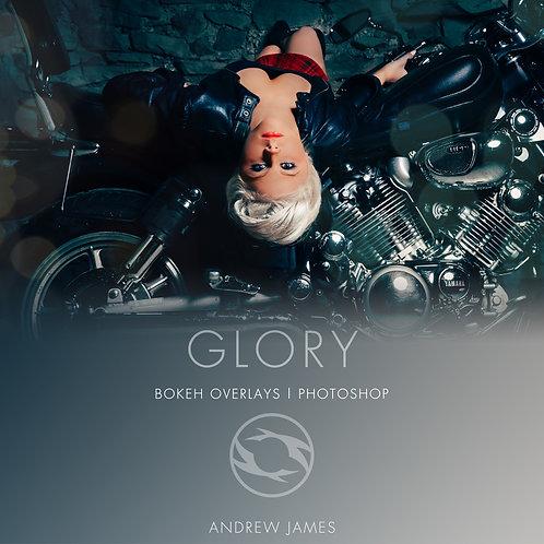 GLORY - Bokeh Overlays for Photoshop
