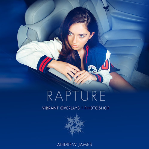 RAPTURE - Vibrant Overlays for Photoshop