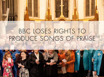 BBC loses rights to produce Songs of Praise