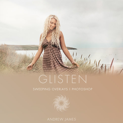 GLISTEN - Sweeping Blurs for Photoshop