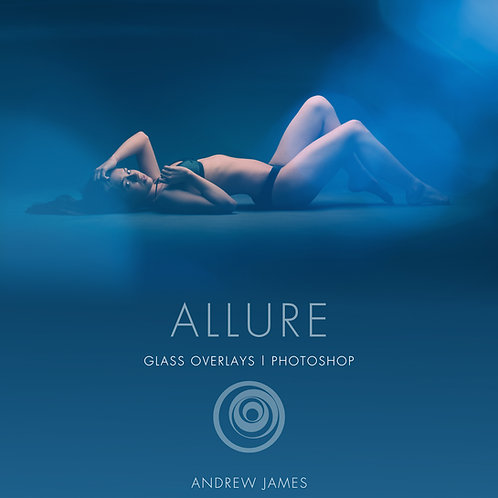 ALLURE - Glass Overlays for Photoshop