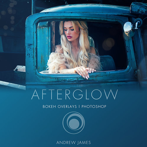 AFTERGLOW - Bokeh Overlays for Photoshop