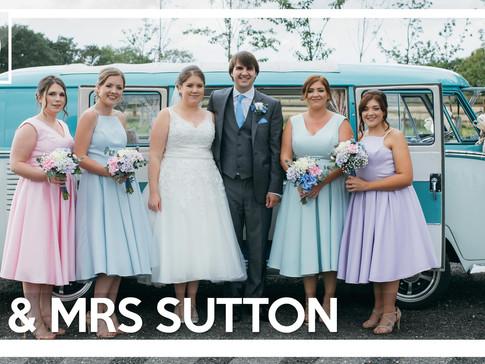 Mr & Mrs Sutton