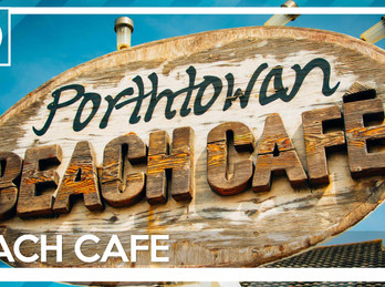 Culinary Cornwall: Porthtowan Beach Cafe
