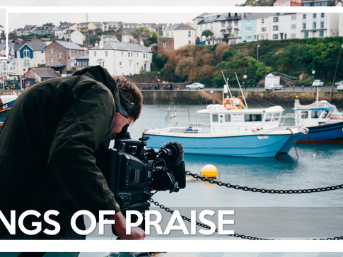 Behind the Scenes: BBC Songs of Praise