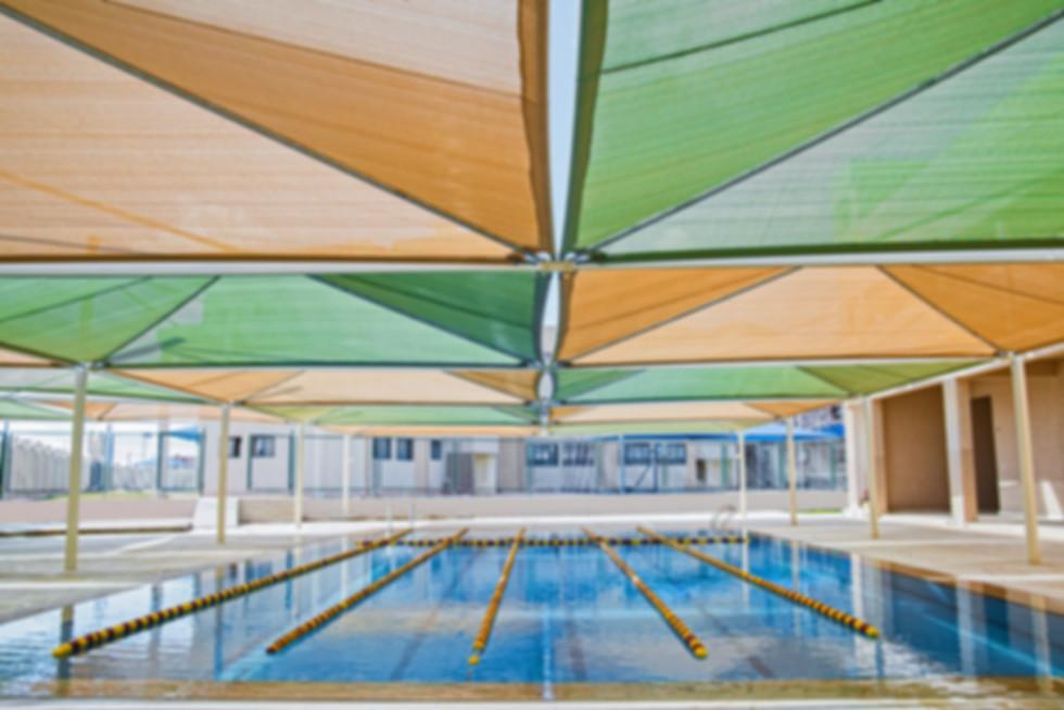 Harvest Schools swimming pool