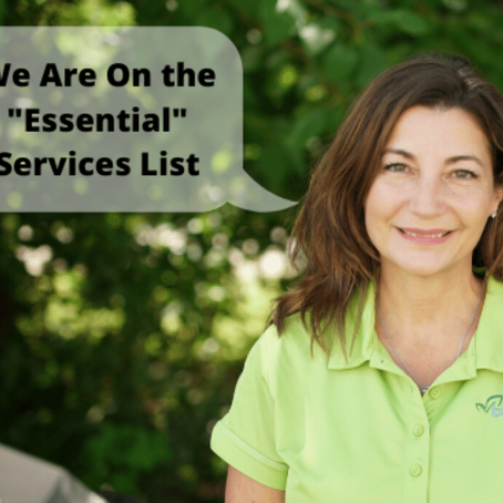 """Be Green Pro is on the """"Essential"""" Services List"""