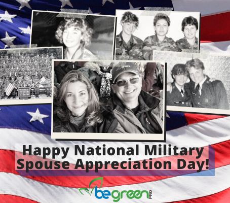 Happy National Military Spouse Appreciation Day!