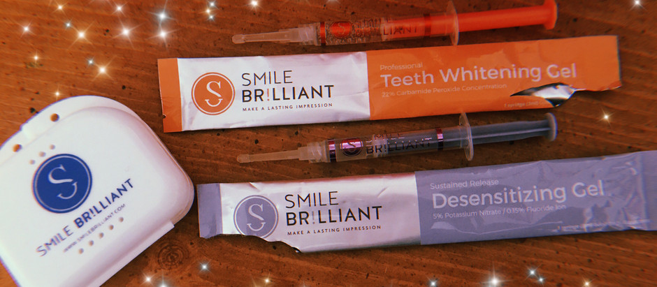 My Custom Teeth Whitening Experience PLUS Giveaway!