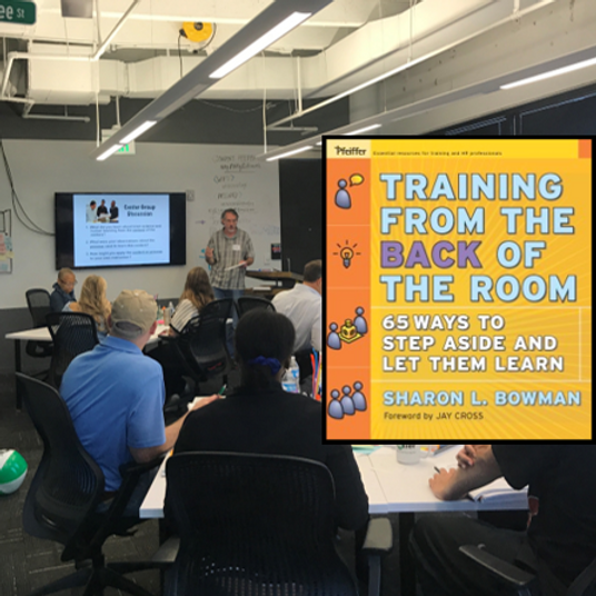 Training from the Back of the Room (Chicago)