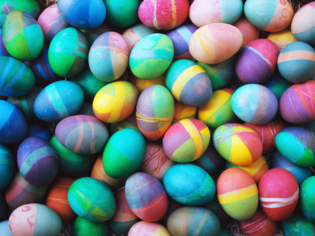 Which eggs will you eat this Easter?