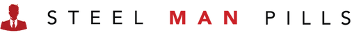 Steel Man Pills_ Website Logo (Black & Red).png
