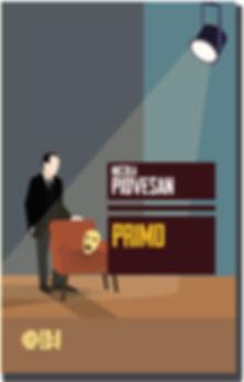 Primo di Nicola Piovesan: copertina del libro