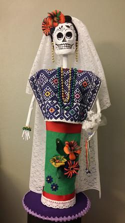 """"""" Mexican Bride"""" 017"""