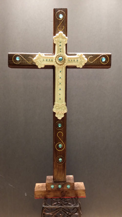 Stand cross -016