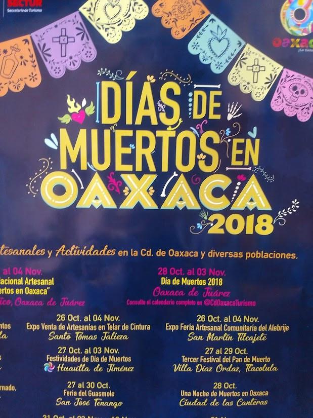 Dia de Muertos Oaxaca
