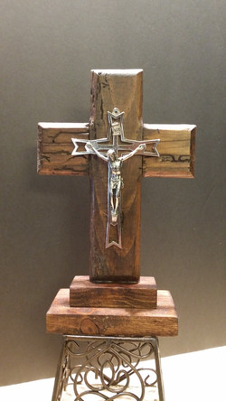 Stand cross-003- SOLD