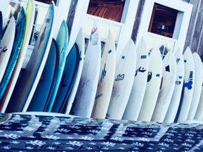 Original Photography Surfboard Print: Avelon Photography
