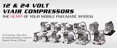 VIAIR offers a deep line of Compressor Products