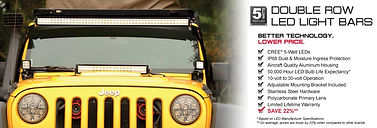 WURTON offers a complete line of aftermarket LED Lighting