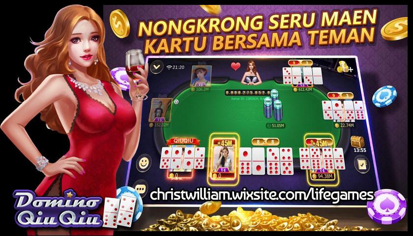 Cara Main Domino Qq Online Tanpa Deposit