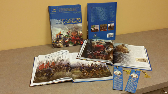 Great Northern War Compendium Pre-Order Available