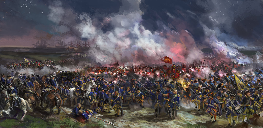 Battle of Streszow 1715